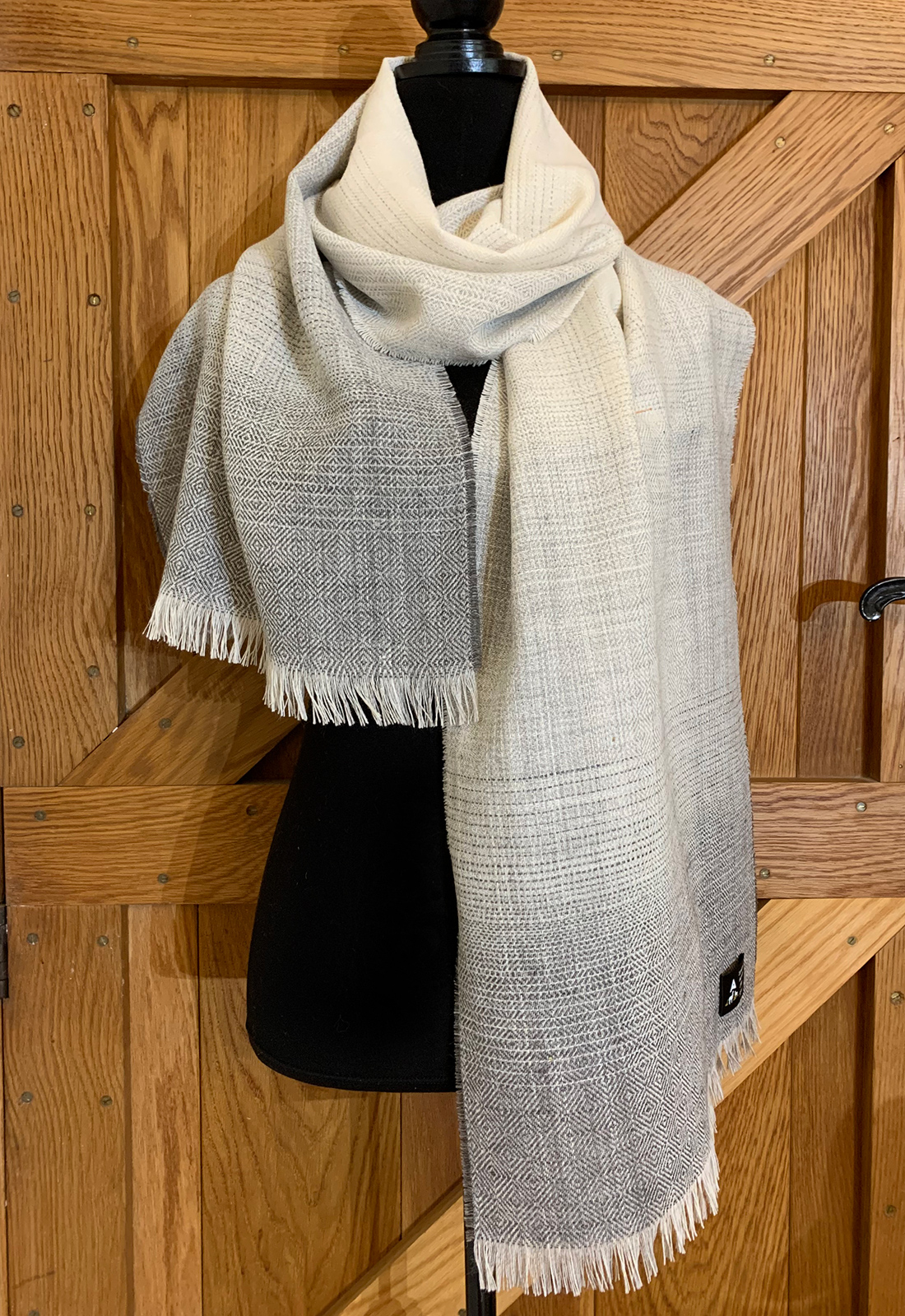 Grey Colourway Scarves
