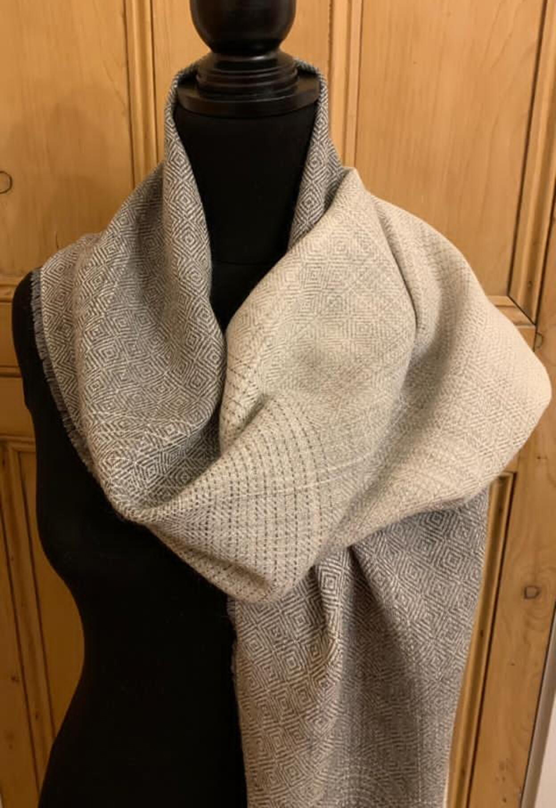 Grey Colourway Scarves 3